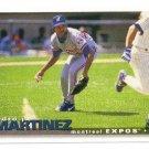 1995 Collector's Choice Montreal Expos 19 card team SET