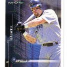 1999 Upper Deck MVP Houston Astros 7 card team SET