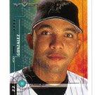 1999 Upper Deck MVP Florida Marlins 7 card team SET
