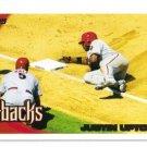 2010 Topps Arizona Diamondbacks 21 card team SET