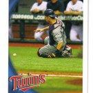 2010 Topps Minnesota Twins 25 card team SET