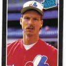 1989 Donruss and MVP Montreal Expos 26 card team SET