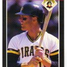 1989 Donruss and MVP Pittsburgh Pirates 27 card team SET