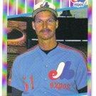 1989 Fleer Montreal Expos 26 card team SET