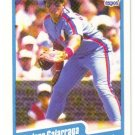 1990 Fleer Montreal Expos 27 card team SET