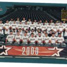 2001 Topps Houston Astros 27 card team SET