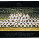 2007 Topps Seattle Mariners 25 card team SET