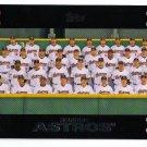 2007 Topps Houston Astros 20 card team SET