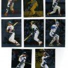 1995 Select Certified Samples 8 card Set