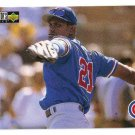 1996 Collector's Choice Chicago Cubs 26 card team SET