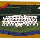 2002 Topps Chicago Cubs 30 card team SET
