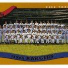 2002 Topps Texas Rangers 25 card team SET