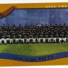 2002 Topps New York Mets 26 card team SET