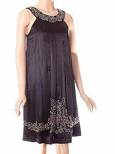 Black Babydoll Dress by Sue Wong