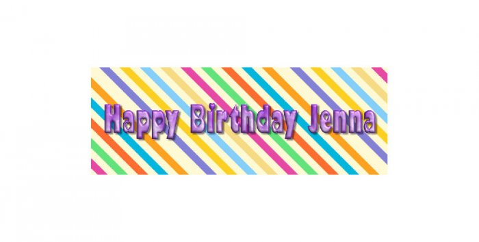 30 BIRTHDAY CRAYON Colorful stripes Wrappers Labels, Kid's Party Favors