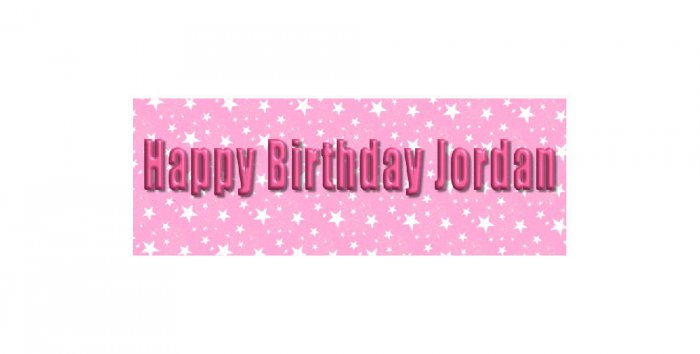 30 BIRTHDAY CRAYON Pink Stars Wrappers Labels Kid's Party Favors ,
