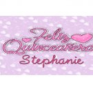 16 Quineanera Lip Balm Chap Stick Wrapper Birthday party favor label Personalized