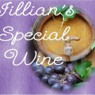 18 HOMEMADE Wine Custom Bottle Labels Purple  High Gloss Labels