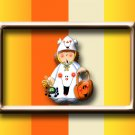 15 Hershey Miniatures Candy Bar Wrapper Labels Halloween Party Favors