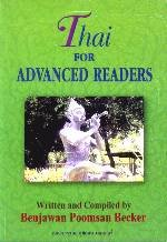 Thai for Adv. Readers (Book Only)