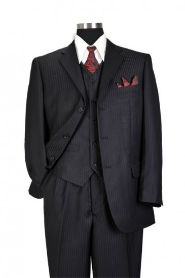 Brand NEW Mens 3pc Bussiness Suit 38R -60R or 38L-60L