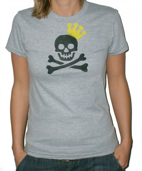 Women's Skull Crown Tee