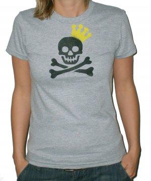 Women's Skull Crown Tee