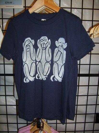 Kid's Monkey Tee
