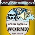 NEW BODY-WORMZ-B-GONE(Eliminates Parasites and Worms)