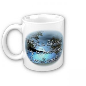 Inspirational Religious Saying Coffee Mug Cup