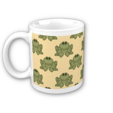 Frogs Coffee Mug Cup