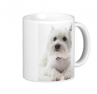 Scottie Dog Pet Photo Gift Coffee Mug Cup