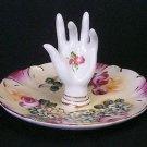 Floral Hand Ringholder Rose 1