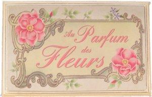 Romantic Bath Plaque-Parfum