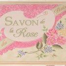 Romantic Bath Plaque-Savon