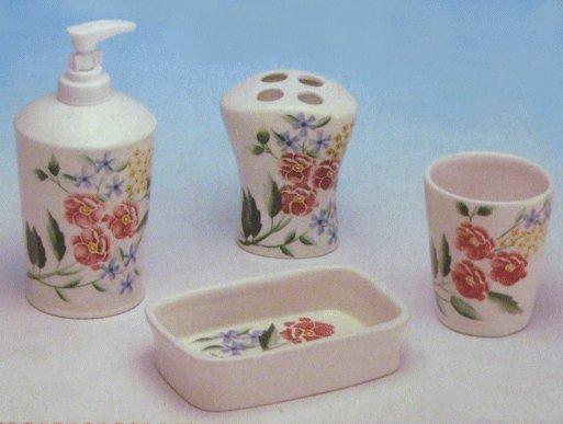 Romantic Bath Set