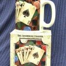 A Good Hand Mug & Coaster