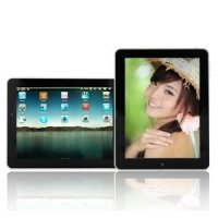 """128MB 2GB Hard Drive 10"""" TFT Touch Screen Tablet PC Notebook with Built-in Camera"""