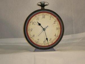 Round Hanging Clock