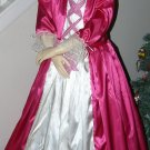 Custom Made Colonial Dress Gown Felicity Elizabeth American Costume Ladies Sizes