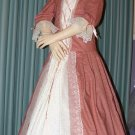 Custom Made Colonial Dress Gown Felicity Costume Junior Sizes