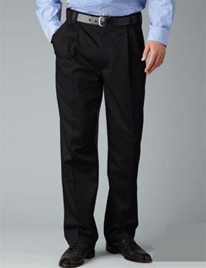 Men's School Uniform black pants