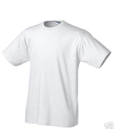 Hood U.S.A - White T-Shirt
