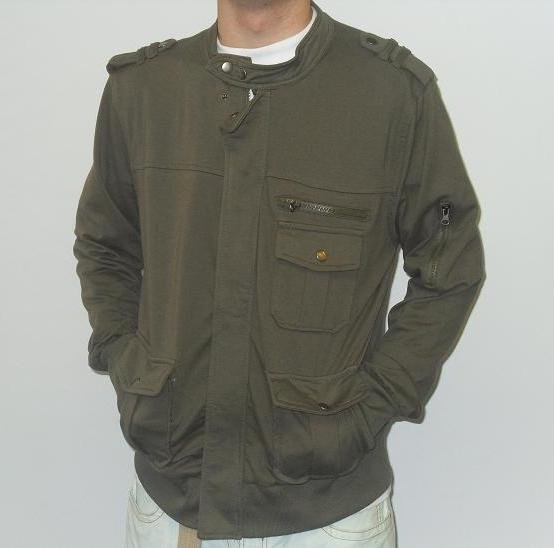 Carbon - Sports Jacket/Sweater - Green