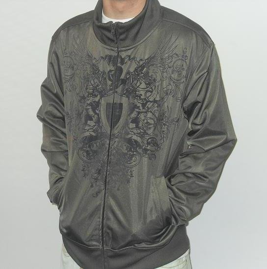 CJ BLACK - Sports Jacket/Sweater - Green