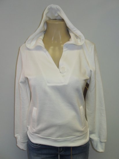 Basic Idea - Hoodie - White