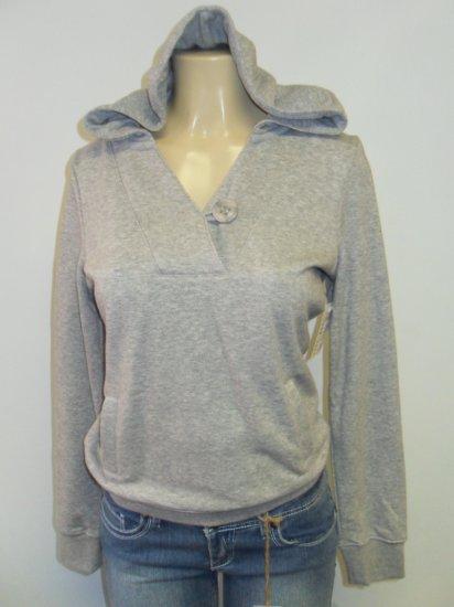 Basic Idea - Hoodie - Grey