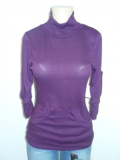 Touch Me - Sweater - Purple