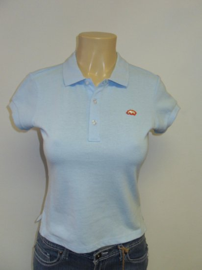 Ecko Red - Girls Polo - Baby Blue