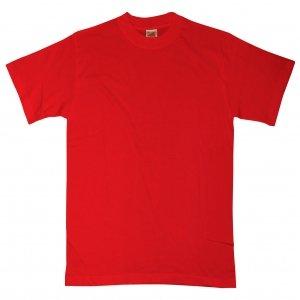 Hood U.S.A - Red -  T-Shirt